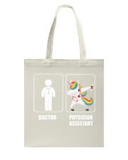 Cool Physician Assistant Tote Bag thumbnail