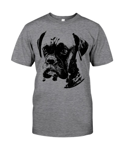 Boxer Dog T Shirt Funny Dog Lover