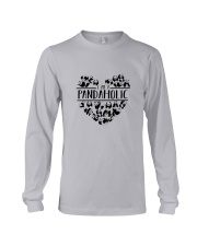 Panda - Pandaaholic Long Sleeve Tee tile