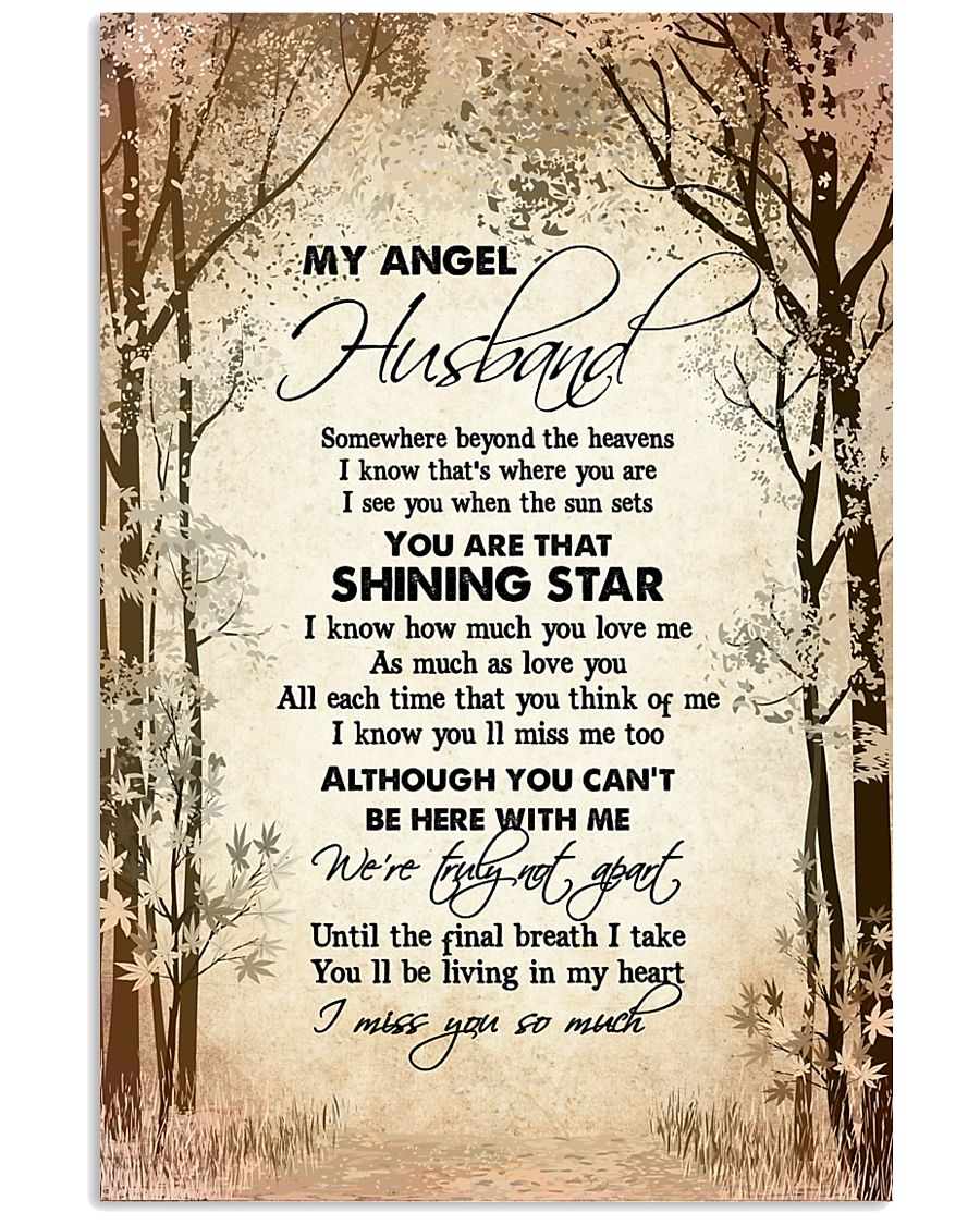 Family - My Angel Husband 11x17 Poster
