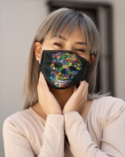 Knitting Skull T825 Cloth face mask aos-face-mask-lifestyle-17