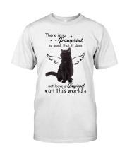 Cat Camp Mau White Classic T-Shirt thumbnail