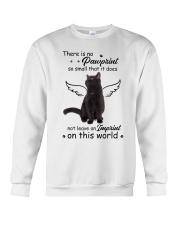 Cat Camp Mau White Crewneck Sweatshirt thumbnail