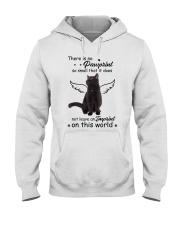 Cat Camp Mau White Hooded Sweatshirt thumbnail