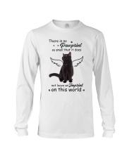 Cat Camp Mau White Long Sleeve Tee thumbnail