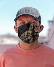 Skull Vikings G82815 Cloth Face Mask - 3 Pack aos-face-mask-lifestyle-06
