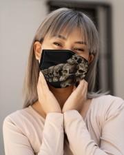 Skull Vikings G82815 Cloth Face Mask - 3 Pack aos-face-mask-lifestyle-17