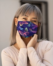 Colorful Butterfly G82403 Cloth face mask aos-face-mask-lifestyle-17