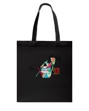 Skull Rose  Tote Bag thumbnail