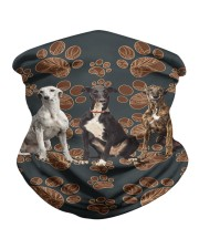 Greyhound Floral Paw H25840 Neck Gaiter thumbnail