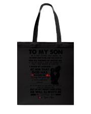 Family My Son My Little Boy Tote Bag thumbnail