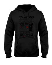 Family My Son My Little Boy Hooded Sweatshirt thumbnail