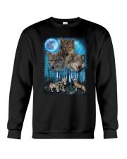 Team Wolf Crewneck Sweatshirt thumbnail