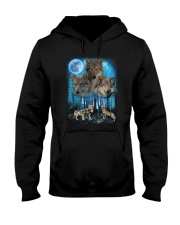 Team Wolf Hooded Sweatshirt thumbnail