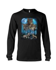 Team Wolf Long Sleeve Tee thumbnail