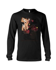 Family - My little girl - A blessed week  Long Sleeve Tee thumbnail