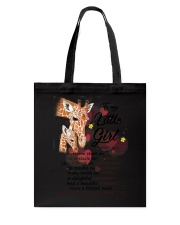 Family - My little girl - A blessed week  Tote Bag thumbnail