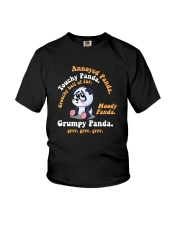 Annoyed Panda Youth T-Shirt thumbnail