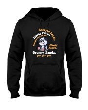 Annoyed Panda Hooded Sweatshirt thumbnail