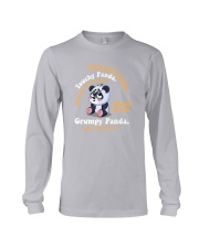 Annoyed Panda Long Sleeve Tee thumbnail