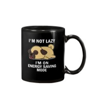 Lazy Pug Mug thumbnail