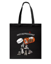 Standard Schnauzer Anti Tote Bag thumbnail