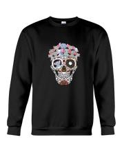 Elephant and Skull Crewneck Sweatshirt thumbnail