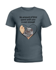 British Shorthair Ladies T-Shirt thumbnail