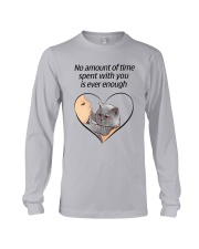 British Shorthair Long Sleeve Tee thumbnail