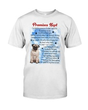 Pug - Promise kept Classic T-Shirt front