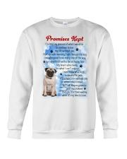 Pug - Promise kept Crewneck Sweatshirt thumbnail