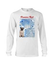 Pug - Promise kept Long Sleeve Tee thumbnail
