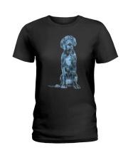 NYX - Great Dane Bling - 0903 Ladies T-Shirt thumbnail