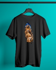 Bear feather  Classic T-Shirt lifestyle-mens-crewneck-front-3