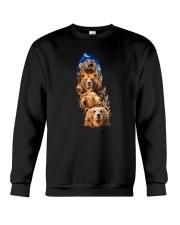Bear feather  Crewneck Sweatshirt thumbnail