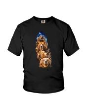 Bear feather  Youth T-Shirt thumbnail