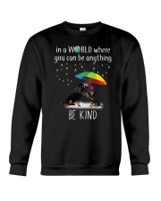 Rottweiler World Crewneck Sweatshirt thumbnail