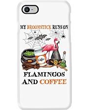 Flamingos Runs On Phone Case thumbnail