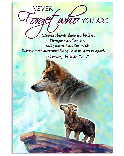 Wolf Who You Are