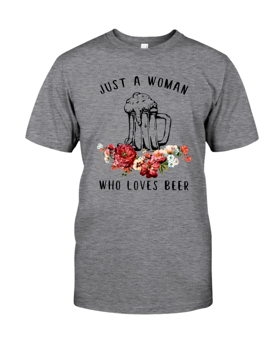Loves Beer Classic T-Shirt