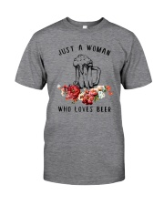 Loves Beer Classic T-Shirt front