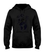 Owl Earth Hooded Sweatshirt thumbnail