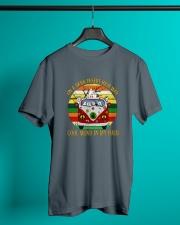 Alaskan Malamute  On High Way Classic T-Shirt lifestyle-mens-crewneck-front-3