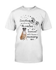 Boxer Memory Classic T-Shirt thumbnail