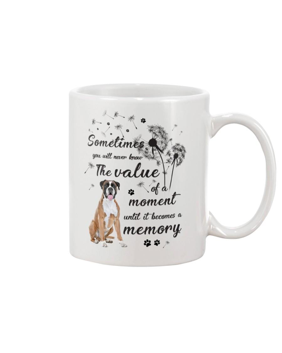 Boxer Memory Mug