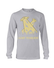 Dinosaurs Believe Long Sleeve Tee thumbnail