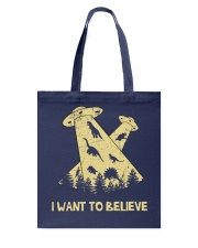 Dinosaurs Believe Tote Bag tile