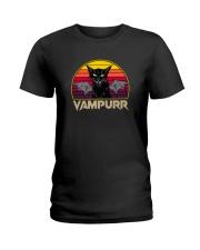 Vampurr Cat G5101 Ladies T-Shirt tile
