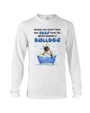 Bulldog and Soap Long Sleeve Tee thumbnail