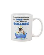 Bulldog and Soap Mug thumbnail